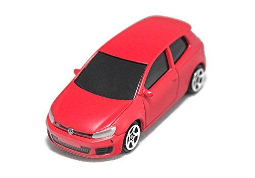 RMZ City 164 Diecast Car Volkswagen Golf Gti Metallic Red L x W x H7cm x 25cm x 3cm