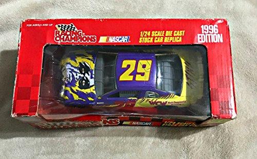 1996 NASCAR Racing Champions Steve Grissom Sting of WCW No 29 - 124 Scale Die Cast Replica Car