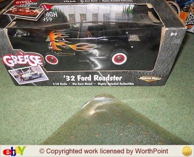 Speed Racer Mach 5 Diecast Model From Speed Racer Movie 118 Die Cast Car