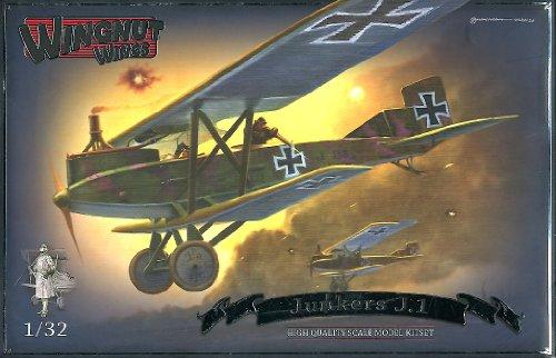 132 Wingnut Wings Junkers J1 Model Airplane Kit