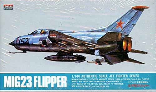 ARII Mig 23 Flipper 1144 Scale Model Airplane Kit