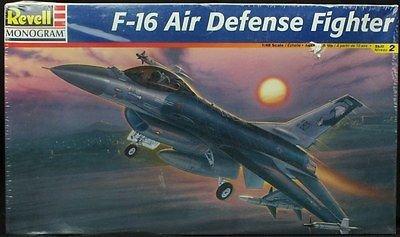 Revell F-16 Air Defense Fighter Model Airplane Kit