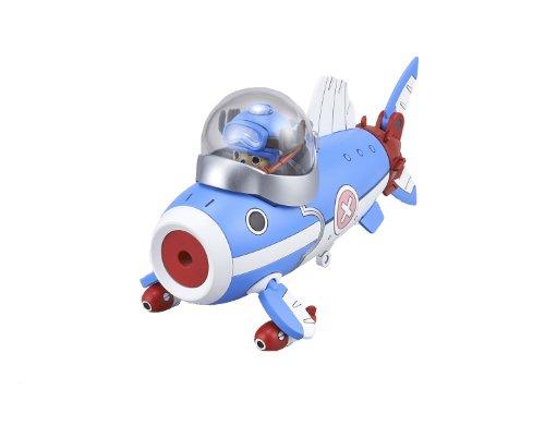Bandai Hobby Mecha Collection 3 Chopper Robot Submarine Model Kit One Piece