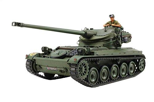 Tamiya French Light Tank Amx-13 Hobby Model Kit