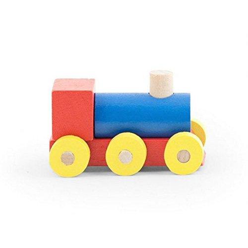 Kikkerland Matchbox Train Model Kit