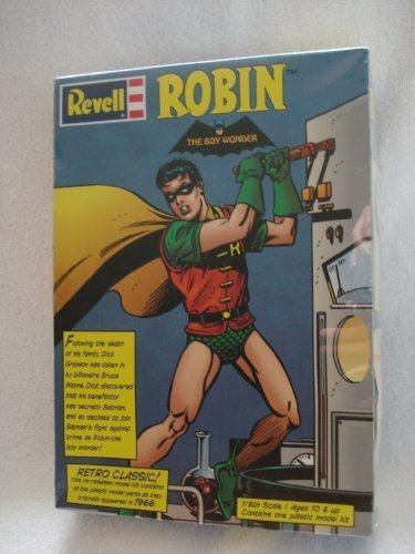 Revell Robin The Boy Wonder Batman Robin 18th Scale Plastic Model Kit