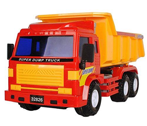 Environmental Protection Plastic Model Toy Car Dump Truck