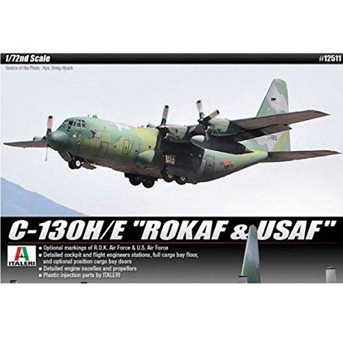 Academy C-130HE 12511 ROKAF USAF 172 Plastic Model Kit