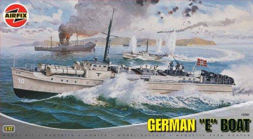 Airfix German S-Boat 172 Plastic Model Kit