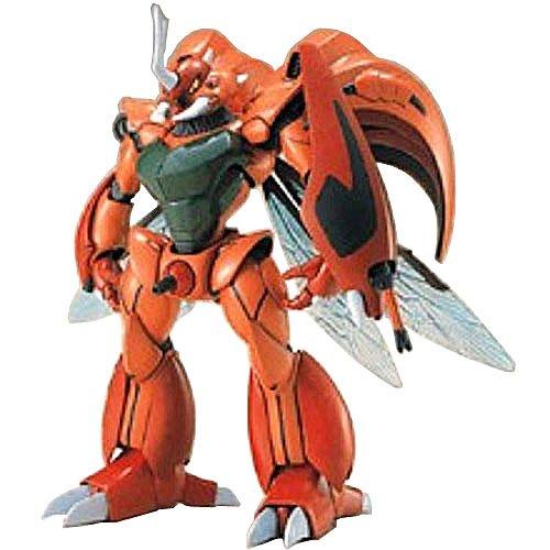 Bandai HG High Grade Aura Battler 007 Leprechaun 172 Plastic Model Kit