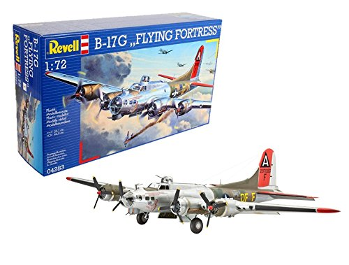Revell Of Germany 04283 B-17G Flying Fortress
