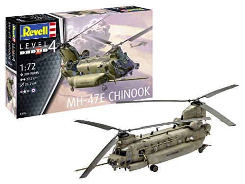 Revell RV03876 172-MH-47 Chinook Plastic Model kit Multicolour 172