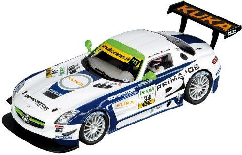 Carrera Digital 132 Slot Cars - Mercedes-Benz SLS AMG GT3 - HEICO Motorsports - ADAC GT Masters 2011 30552