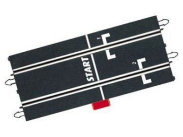 SCX Digital Terminal Slot Car Track 7 Port Wide Plug by SCX Slot Cars