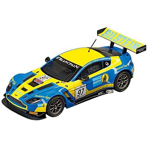 Carrera Aston Martin V12 Vantage GT3 Bilstein No97 2013 - Digital 132 Slot Car 132 Scale by Carrera USA