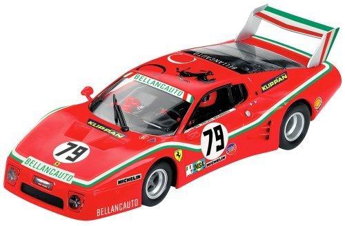 Carrera Digital 132 Slot Cars - Ferrari 512 BB LM Bellancauto 1980 - No 79 30577 by Carrera USA