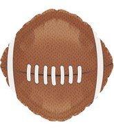 Mylar Sports Balloon Football