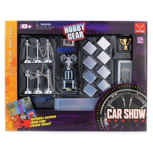 Car Show Set by Hobby Gear