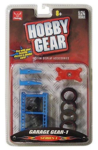 HOBBY GEAR 124 garage gear 2