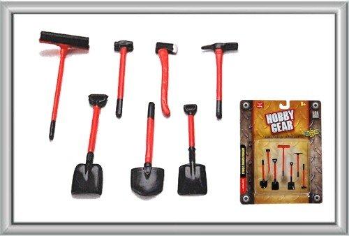Hobby Gear - 124 Scale Garage Demolishing Tools