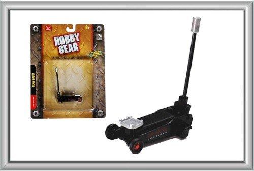 Hobby Gear - 124 Scale Garage Floor Jack Model