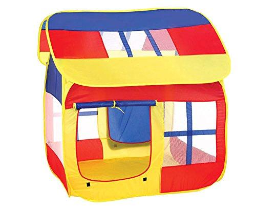 Children IndoorOutdoor Play Tent Pop Up House
