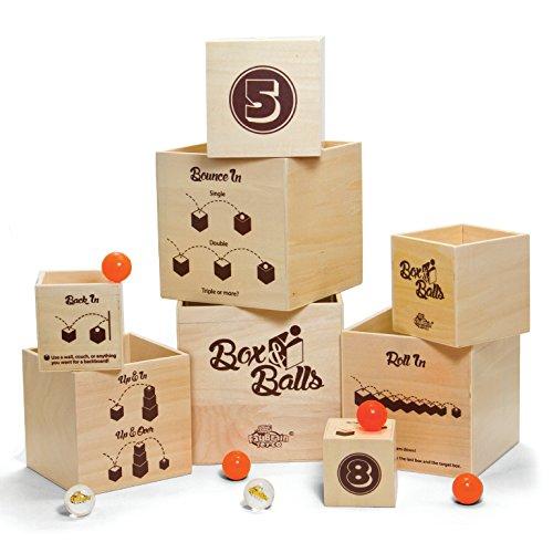 Fat Brain Toys Box Balls