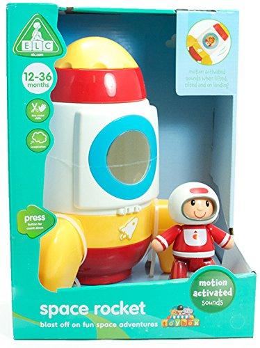 ELC Toybox Space Rocket