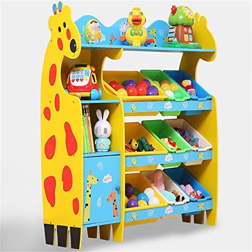 Liweibao-Home Kids Storage Box Kids Toy Storage Organizer Bins - for Organizing Toy Storage Baby Toys Kids Toys Dog Toys Baby Clothing Children Books Nursery Household Multi-Purpose Storage