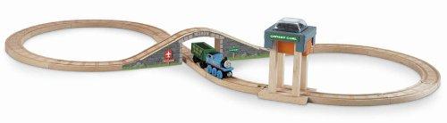 Fisher-Price Thomas the Train Wooden Railway Coal Hopper Figure 8 Set