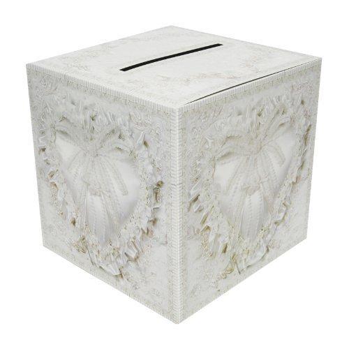 Wedding Card Box 30cmx 30cm x30cm by Table Crystals