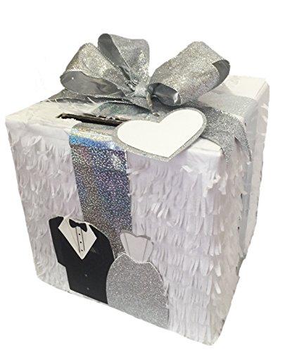 Wedding Pinata Card Holder Comment Box Anniversary Pinata