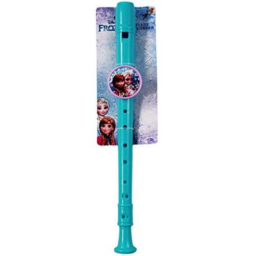 Disney Licensed Frozen Anna and Elsa Kids Music Instrument Flute Recorder Toy