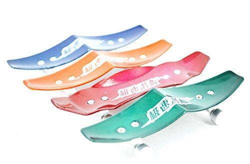 Remeehi Creative Fingertip Sports Mini Finger Skateboards Educational Finger Skateboard Toys 4 PcsPack