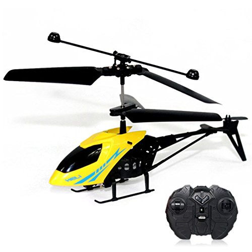 HANYI  RC 901 2CH Mini Helicopter Radio Remote Control Aircraft Micro 2 Channel Red