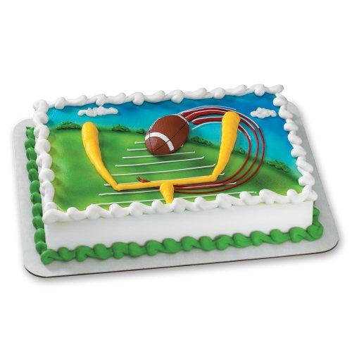 Decopac Extreme Football Magnet DecoSet Cake Topper