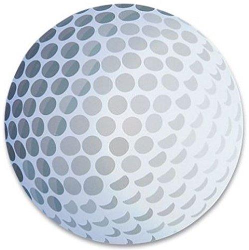 Rhode Island Novelty Golf Ball Shaped 55 Sport Magnet White