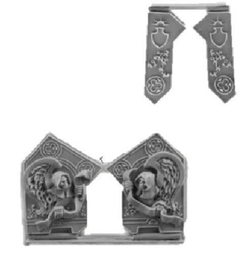 28mm miniature Conversion Parts Angels Set 2