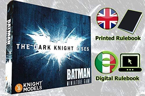 Batman Miniature Game The Dark Knight Rises Game Box