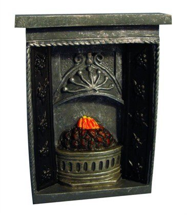112 Scale Dolls House Miniatures Small Fireplace DF630 by STREETS AHEAD