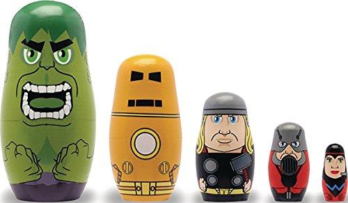 Avengers Founding Avengers Nesting Doll Set
