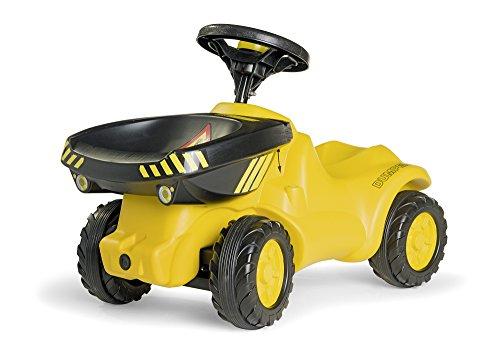 Rolly Toys Minitrac Dumper Yellow