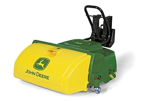 rolly toys 409716 rollyTrac Sweeper John Deere