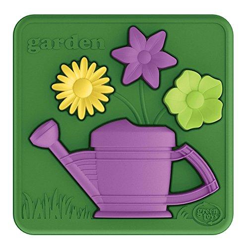Green Toys Garden Puzzle 4 Piece