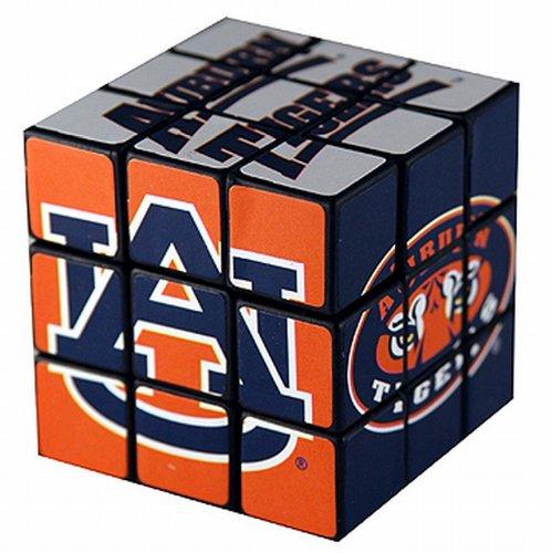 NCAA Auburn Tigers Toy Puzzle Cube
