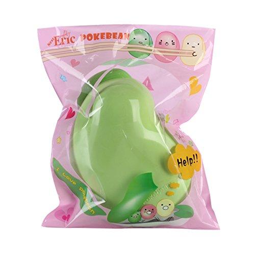 Squishy Toys Slow Rising 51 Pokebean Green