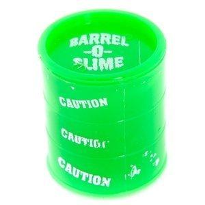 ETHAHE Barrel-O-Slime Paint Oil Ink Tricky Gift Carnival Party Favor Joke Toys Green