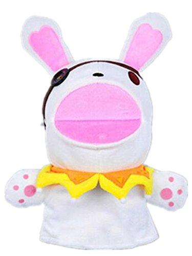 Date A Live Hermit Yoshinos Handmade Plush Cosplay Bunny Rabbit Puppet Doll 11