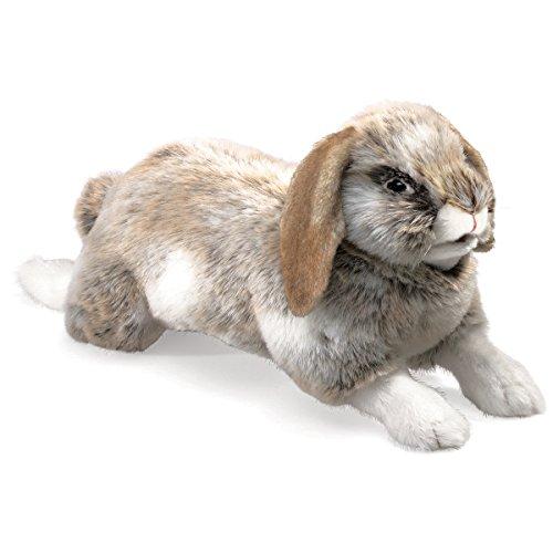 Folkmanis Holland Lop Rabbit Hand Puppet