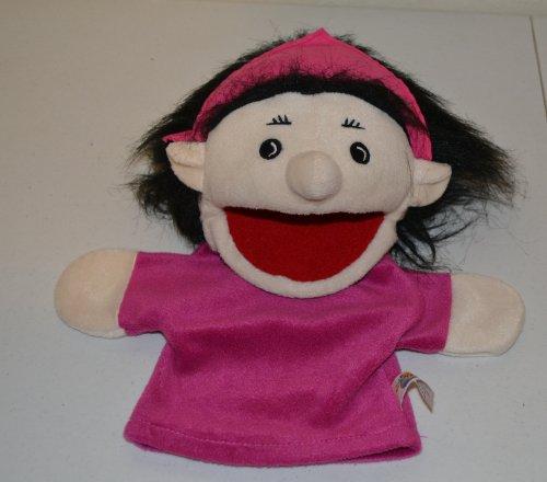 Get Ready Kids Girl Hand Puppet
